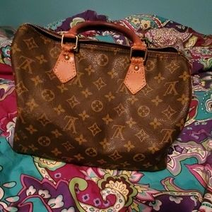 Louis Vuitton Speedy 30 mm
